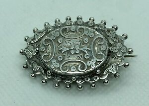 Ornate Edwardian Brooch