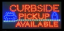 Delux Ultra Bright Curbside Pickup Available Led Neon Open Sign Light Hl103