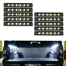 10pc Magnetic 60-Led Truck Bed Cargo Area Illumination Lighting Kit w/ Switch