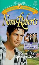 The MacKade Brothers: The Fall of Shane MacKade 4 by Nora Roberts (1996, Paperba