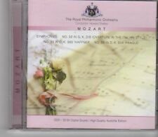 (FX780) Mozart: Symphonies #32, 35, & 38 - 1993 CD