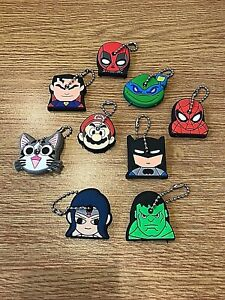 SuperHero Key Covers