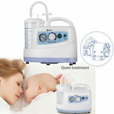 Portable Quiet Suction Unit Vacuum Phlegm Medical Emergency Aspirator Baby Elder