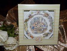 Teller Tea Plate 16 cm Brambly Hedge DINING BY THE SEA Jill Barklem neu