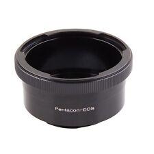 Kiev 60 Pentacon 6 P6 Lens to Canon EOS EF Adapter AF Confirm 3rd Generation