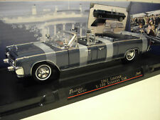 LINCOLN X-100 KENNEDY CAR 1961 PRESIDENTIAL au 1/24 ROAD 24048 voiture miniature