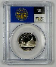 2006-S Nebraska Clad  Proof State Quarter PCGS PR69DCAM