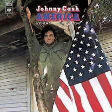 America: A 200-Year Salute in Story and Song by Johnny Cash (CD, Dec-2001, Sony