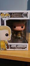 Funko POP Game of Thrones JAIME LANNISTER (Jamie) #10 Vinyl Figure - VAULTED