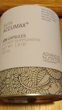 Jane Iredale Skin Accumax Vitamin and Nutrients Supplement 120 count