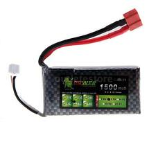 Top-sell Lion Power 11.1V 1500Mah 40C MAX 60C 3S Lipo Battery for RC Helicopter