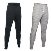 Under Armour UA Joggers Fleece Trousers Terry Sweatpants Tracksuit Bottoms Pant