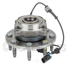 Wheel Bearing and Hub Assembly Front BCA Bearing WE61417