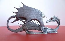 Vintage Ral Partha Pewter Winged Dragon D&D Dungeons & Dragons Figure 1986 RARE
