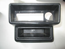 Mobiletto interno autoradio nero Fiat 126 Bis  [347.15]
