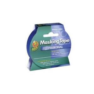 "Duck Professional Masking Tape - 25m x 25mm (82'x0.98"")"