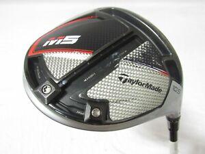 Used RH TaylorMade M5 10.5* Driver Fuji ATMOS 60 Graphite Shaft Stiff S Flex