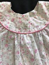 Tartine et Chocolat White/Pink Floral Dress - 24 Months (100cm)