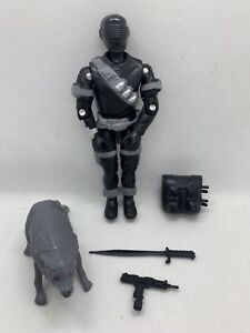 Black Major Custom Special ops Commando With Wolf