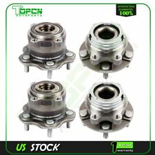 Pair 4 Front And Rear Wheel Hub & Bearing Left or Right Fits Nissan Maxima 5 Lug