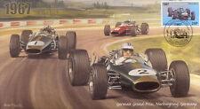1967 BRABHAM-REPCO BT24s FERRARI NURBURGRING F1 cover