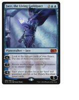 Jace, the Living Guildpact + 10 Random Rare Cards MTG Magic the Gathering Gift