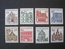 Bund,BRD MiNr. 454-461 postfrisch (S 988)