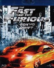 Blu Ray THE FAST AND THE FURIOUS TOKYO DRIFT ( Blu Ray )   ......NUOVO