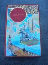livre Jules Verne les Indes noires 1975