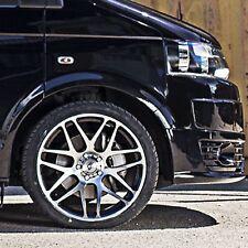 """BK170 Vw T5 T6 Van Kombi Transporter Alloy Wheels Tyres 18"""" XL Rated 2554518"""