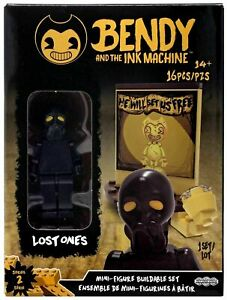 Bendy and the Ink Machine Series 2 Mini Figure Lost One Buildable Set