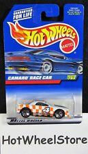 1998  Hot Wheels  Camaro Race Car  Bousquette Racing   Card #792     HW45-060318