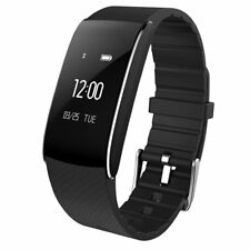 Free shipping A86 Smart Bracelet Heart Rate Monitor  Watch Blood Pressure