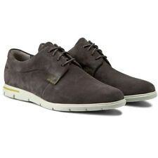 Clarks Mens Brown Motion Suede Leather Casual Lace Up Shoes, UK 8 EU 42