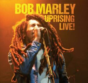 Bob Marley - Uprising Live! - New Orange Vinyl 3LP