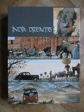 COFFRET INDIA DREAMS TOME 1 A 5 EO NEUF (B44)