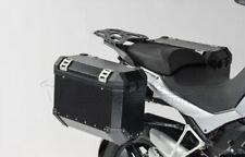 Borse laterali ricambi moto moderni per moto metallo