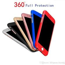 360 Degree Full Body Protective Cover Case With Tempered Glass iPhone 7/8 Plus