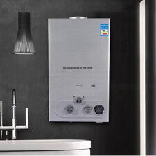 16L Gas Warmwasserspeicher Durchlauferhitzer Warmwasserbereiter Boiler Heater DE