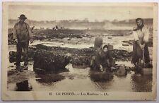 CPA Le Portel - Les mouliers #c266