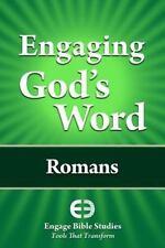 Engaging God's Word: Romans (Paperback or Softback)