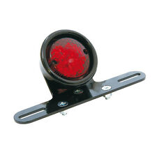Rear Light Curly, Easyriders with Red LED, For Harley - Davidson TÜV Certified