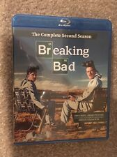 Breaking Bad The Complete Second Season ( Blu-ray + Case w/ Artwork )