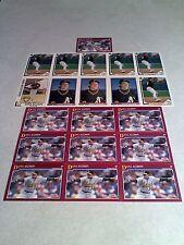 *****Dana Allison*****  Lot of 20 cards.....4 DIFFERENT / Baseball