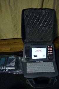 Ridgid SeeSnake LCD Monitor Model CS65x)))      NO CAMERA REEL INCLUDED