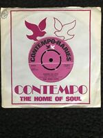 "The Dixie Cups - Chapel Of Love /  People Say 7"" Vinyl Contempo-Raries CS9037 EX"