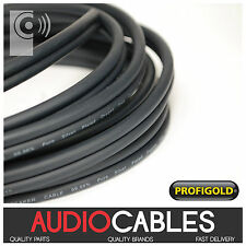 PROFIGOLD Superior 2 x 2.5 mm² Solid Core Silver Plated LoudSpeaker Cable