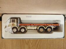 Corgi 11801 ERF kv 8 rueda camión Scottish & Newcastle Ltd Ed Nº 0004 de 2000