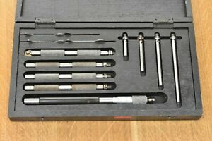 Good Used Moore & Wright No. 908M 200 - 800mm Inside Micrometer
