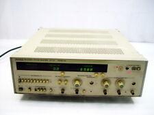 Anritsu Me538M Microwave System Analyzer Transmitter
